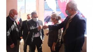 CHP İL ÖRGÜTÜ KARAİSALI'DA