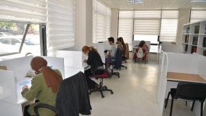 Çukurova Belediyesi'nden sınava hazırlana adaylara destek