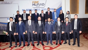 Hatipoğlu, Genç MÜSİAD Adana Başkanı oldu