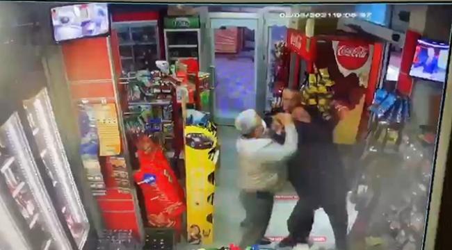 Husumetlisine bıçakla saldırdı