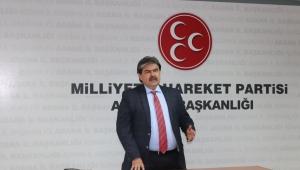 MHP Adana'dan Kurultay mesajı