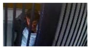 'Polis dövdü' dedi, foyası ortaya çıktı