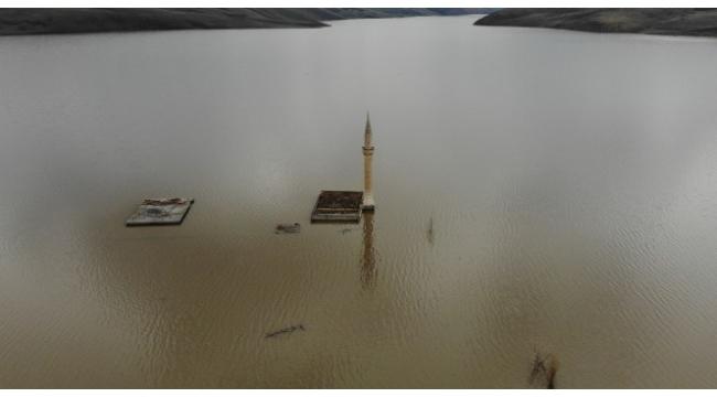 47 bin 578 hektar sular altında kaldı