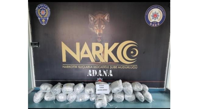 Adana'da 1 ayda 108 torbacı tutuklandı