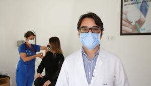 'Aşı, salgınla mücadelemizde en büyük silah'