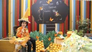 Kreşte Portakal Çiçeği Karnavalı