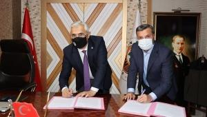 Ormancılık protokolünü imzaladılar