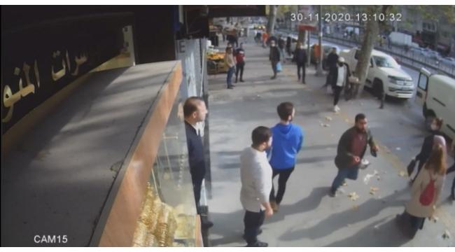 Polisden kaçarken çatıdan düştü