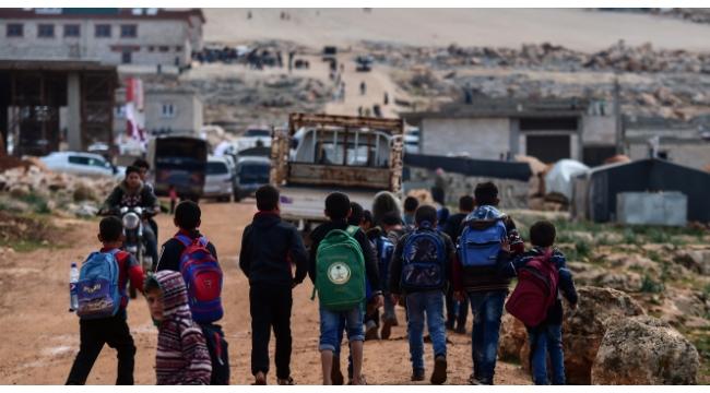 Suriye'de okul öyküsü