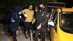 Taksi şoförünü tabanca ile vurdu