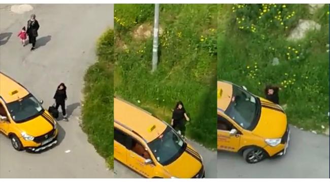 Taksici dehşeti