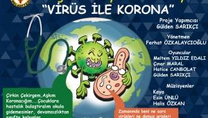 Virüs ve Korona oyunu