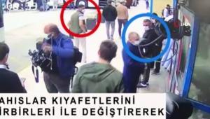 Teröristler Kıskıvrak Yakalanıp Tutuklandılar