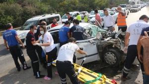 5 eğitimci yaralandı