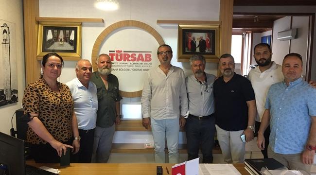 Adana'da turizmin geliştirilmesi için iş birliği yapılacak