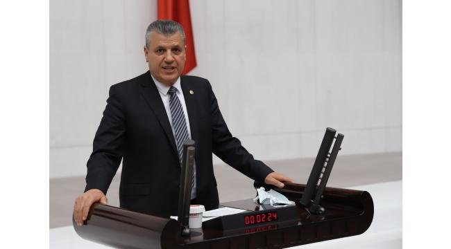 Ayhan Barut, pandemi cezalarını Meclis gündemine taşıdı