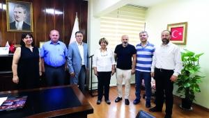 ÇGC'DEN,ÇİNTİMAR'A ZİYARET
