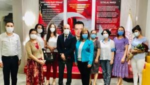 TKKD'den Huzurevi çalışanlarına toplum adına TEŞEKKÜR ZİYARETİ