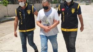 23 yıl hapis cezasıyla aranan hükümlü yakalandı