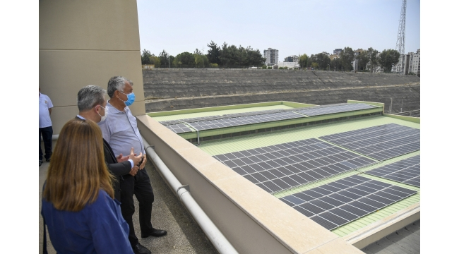Büyükşehir'in enerjisi,temiz ve yenilenebilir KAYNAKLARDAN SAĞLANACAK