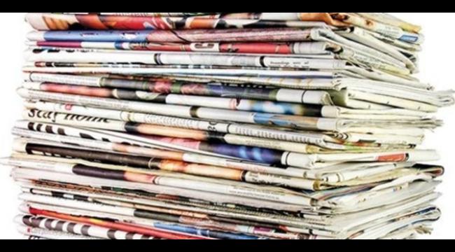 Gazete ve dergi sayısı yüzde 13,5, trajları ise yüzde 20,9 azaldı