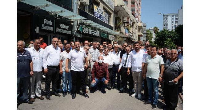Mehmet Susar güven tazeledi