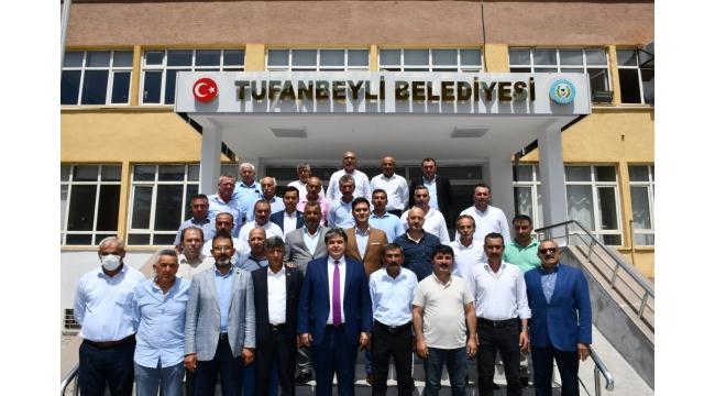 MHP Adana harekete geçti!