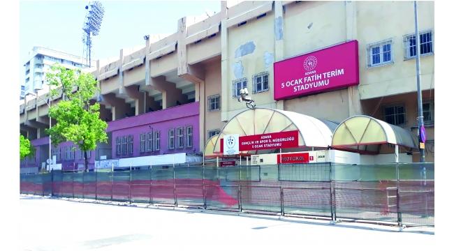 Millet Bahçesi yapılacak olan 5 Ocak Stadı'nın koltukları hatıra niyetine satışa çıkırtılıyor