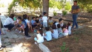 ÇÜ Nihat Gökyiğit Botanik Bahçesi kapılarını çocuklara açtı