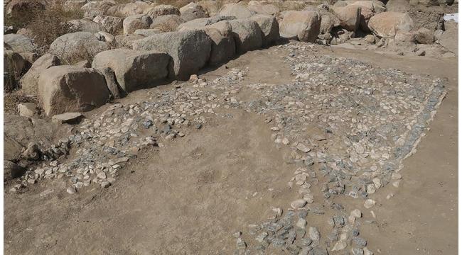 3 bin 500 yıllık mozaik bulundu