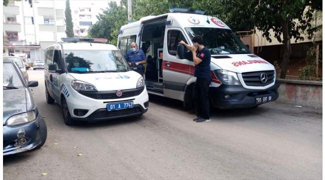 Adana'da silahlı kavga