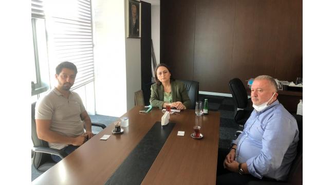 """""""Adana için hep birlikte çalışmayı sürdürüyoruz"""""""