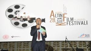Altın Koza Film Festivali EMEK ÖDÜLLERİ VERİLDİ