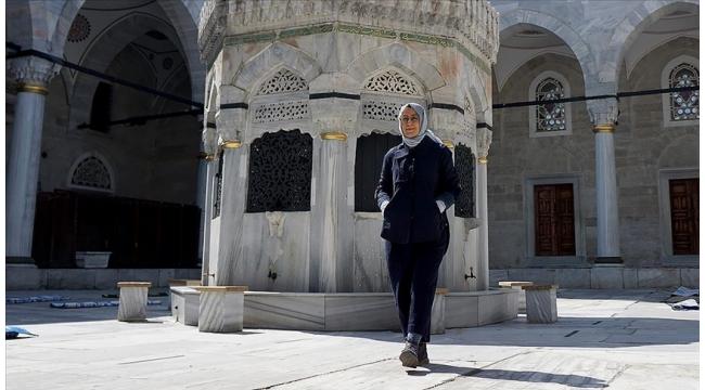 İslam geometrisinin dünyadaki izlerini sürüyor