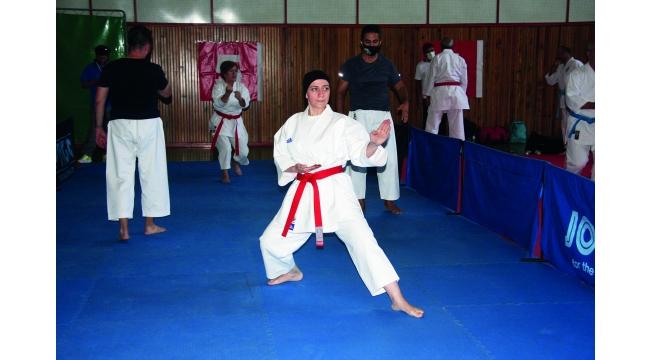 Karatede en iyiler ADANA'DA SEÇİLECEK
