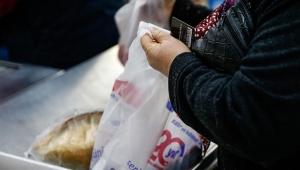 Plastik poşet kullanımında yüzde 75 azalma