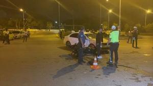 2 polis yaralandı