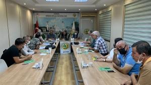 Adana'da kadastro çalışmaları değerlendirme toplantısı yapıldı