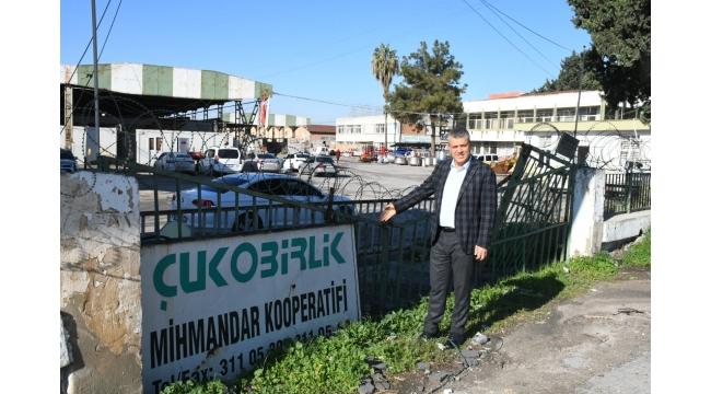 Ayhan Barut, Çukobirlik'e sahip çıkmaya devam ediyor