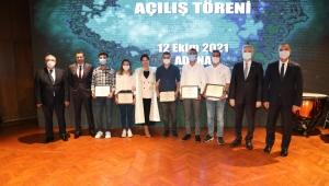 Çukurova Üniversitesi 2021-202 Akademik Yılı törenle başladı