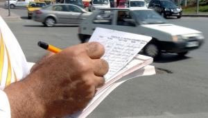 Fahri trafik müfettişleri CAN YAKIYOR