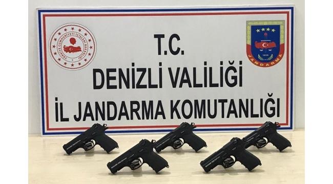 Jandarma'dan kaçakçılara operasyon