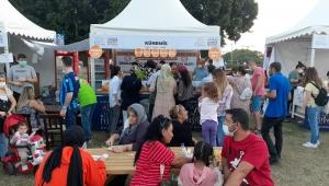 Künemis Künefe Lezzet Festivaline DAMGASINI VURDU