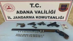 Silah ticareti yapan şüpheli yakalandı