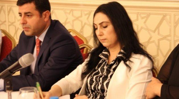 8 HDP'li vekil ifadeye çağrıldı