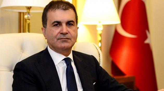 AB Bakanı Çelik'ten Avrupa'ya sert sözler