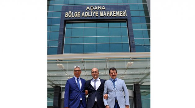 'Adalette öncü şehir Adana'