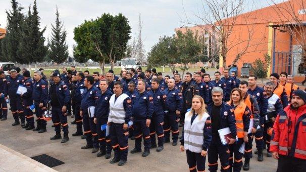 Adana Afad, Insarag Sertifikası Almaya Hak Kazandı