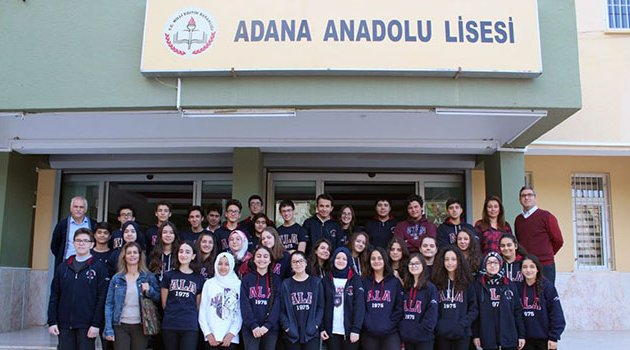 Adana Anadolu Lisesi'nin büyük başarısı