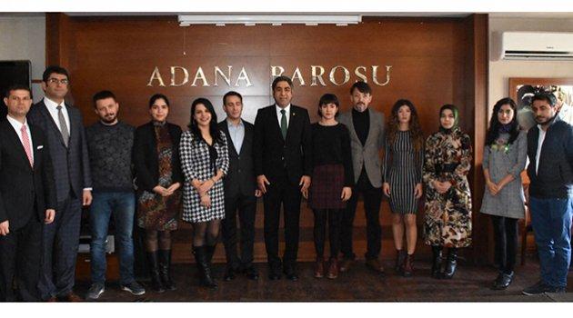 Adana Barosu hava kirliliğine dikkat çekti